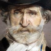 a-novara Festival Cantelli Giovanni Boldini ritratto di Giuseppe Verdi