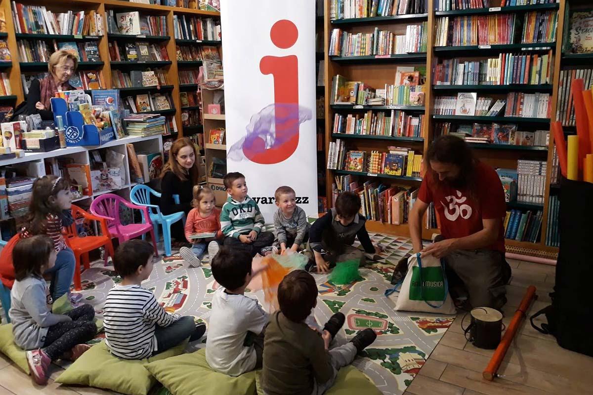 Bambini in libreria
