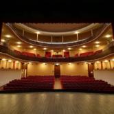 Teatro Faraggiana: vista dal palco